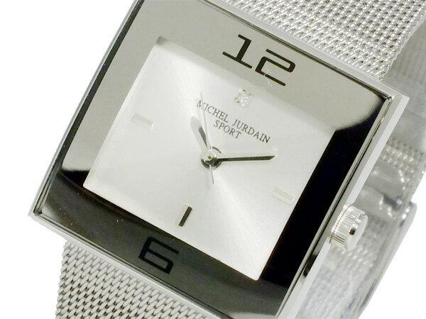 【今月特価】【ポイント5倍】(〜1/31) ミシェルジョルダン MICHEL JURDAIN クオーツ 腕時計 MJ-1600-1 レディース