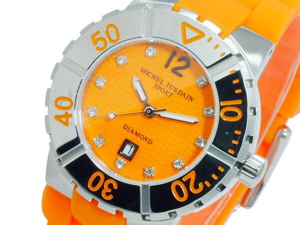 【今月特価】【ポイント5倍】(〜1/31) ミシェルジョルダン MICHEL JURDAIN クオーツ 腕時計 MJ-1700-9 レディース