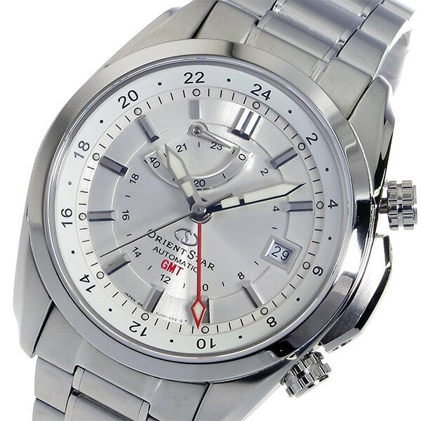 【ポイント最大43倍 楽天イーグルス感謝祭】(10/19 20:00〜10/26 1:59) オリエント ORIENT オリエントスター GMT 自動巻き 腕時計 SDJ00002W0 (WZ0051DJ) メンズ