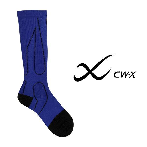 ワコール CW-X パーツ プレーンソックス ロングタイプ ユニセックス 男女兼用 スポーツ用靴下 BCR609【wcl-cwx-ub】【n】【n09】【p】【】