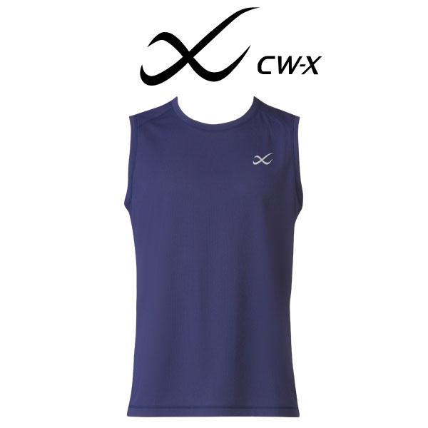 ワコール CW-X スポーツアウター トップ ランニングシャツ ライトメッシュ メンズ DLO143【wcl-cwx-m】【n】【n10】【p】【】