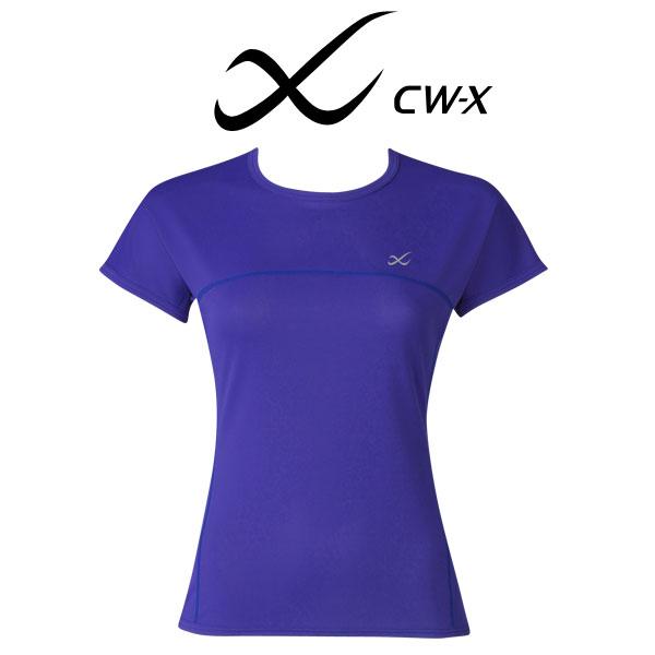 ワコール CW-X スポーツアウター トップ Tシャツ 半袖 ライトメッシュ レディース DLY530【wcl-cwx-w】【n】【n10】【p】【】