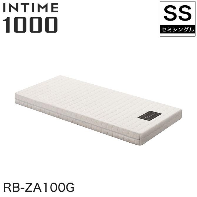 パラマウントベッド グレイクス マットレス インタイム1000 電動ベッド専用マットレス セミシングル RB-ZA100G