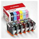 【送料無料】 Canon キヤノン キャノン 純正 インクタンク 6色(BK/C/M/Y/PC/PM)マルチパック 1018B002 BCI-7e BK/Y/M/C/PM/PC