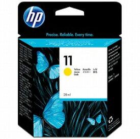 【5000円以上で送料無料】 HP ヒューレット・パッカード 純正 HP11 インクカートリッジ イエロー C4838A