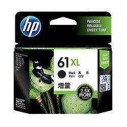 【5000円以上で送料無料】 HP ヒューレット・パッカード 純正 HP61XL インクカートリッジ ブラック 増量 CH563WA
