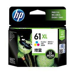 【5000円以上で送料無料】 HP ヒューレット・パッカード 純正 HP61XL インクカートリッジ カラー 増量 CH564WA