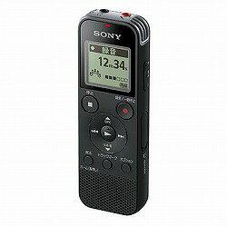 ステレオICレコーダー 4GB ブラック ソニー ICD-PX470F/B
