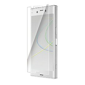 Xperia XZ1 Compact/液晶保護フィルム/防指紋/反射防止 エレコム PD-SO02KFLF