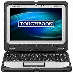 TOUGHBOOK CF-20 (Core i5-7Y57vPRO/MEM4GB/SSD128GB/Win10Pro64) パナソニック CF-20E0385VJ