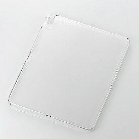 iPad Pro 12.9インチ 2018年モデル/シェルカバー/クリア エレコム TB-A18LPVCR