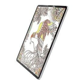 iPad Pro 12.9インチ 2018年モデル/保護フィルム/ペーパーライク/反射防止 エレコム TB-A18LFLAPL