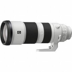 Eマウント交換レンズ FE 200-600mm F5.6-6.3 G OSS ソニー SEL200600G