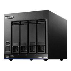 HDL4-X4 高性能CPU&NAS用HDD「WD Red」搭載 4ドライブスタンダードビジネスNAS 4TB
