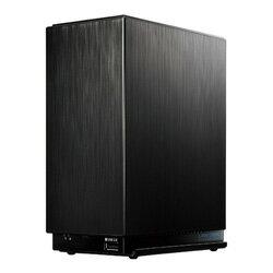 【送料無料】アイ・オー・データ機器 アイオーデータ IODATA HDL2-AA2 デュアルコアCPU 2ドライブ NAS ナス ネットワークHDD 2TB