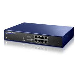 IO DATA  BSH-GP08 無線LANアクセスポイントやネットワークカメラに最適 6年間保証の8ポートPoEスイッチ