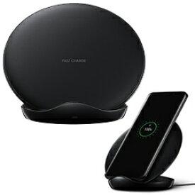 Samsung EP-N5100TBEGJP 急速充電対応ワイヤレス充電器スタンド 黒