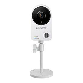 IO DATA TS-NS210 PoE給電対応ネットワークカメラ