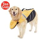 フローテーションジャケット TeaCup [ペット 犬 いぬ 超小型犬 夏 海 湖 川 ライフジャケット 浮き輪 アウトドア 水遊…