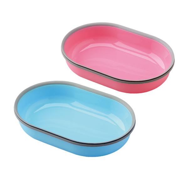 シュアーフィーダー/シュアーフィーダーマイクロチップ 専用ボウル単品(ピンク/ブルー)