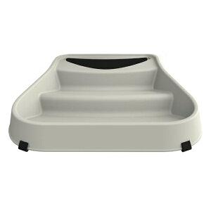 【OFT】キャットロボットオープンエアー専用ステップ[自動 トイレ 掃除 猫 ねこ ネコ おすすめ]
