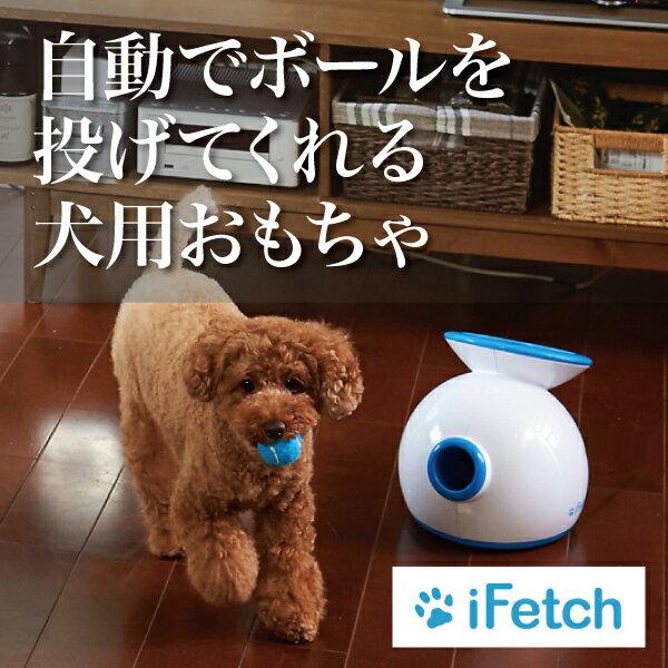 iFetch 自動キャッチボール [犬 自動 おもちゃ トイ キャッチ ボール]