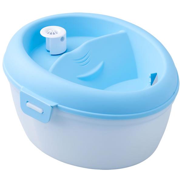 【感謝祭ポイントUP!!】ペット給水器 PetH2O 4L 本体 [ペット 犬 猫 自動 給水器 循環式]