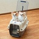 【OFT】ペットケンネル・ファーストクラス  トップオープン L60T [超小型犬 猫 小動物 ハードキャリー コンテナ クレート キャリー 犬 猫 ペット 犬用 猫用 ペット用 ペット用キャリー]