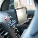 【強力磁石式】【送料無料】ipow 車載ホルダー マグネット スマートフォンホルダー CDスロット取付型 スマホスタンド …