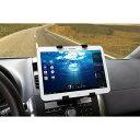 【簡単装着】【送料無料】ipow CDスロット取付型 iPad タブレット 車載ホルダー 車載スタンド タブレットスタンド iPa…