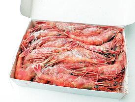 甘エビ(生冷凍・3L)1kg送料無料お刺身用 あまえび