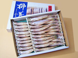 北海道産シシャモ メス(大)30尾送料無料 ししゃも一夜干