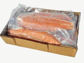 刺身用 アトランティックサーモン 10kg(9〜12枚 皮無・骨無) 送料無料 チリ産