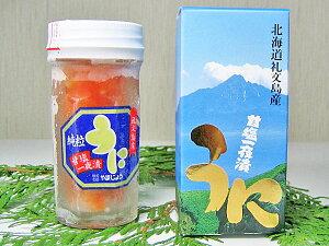 北海道産 純粒うに一夜漬(エゾバフンウニ)60g×2個送料無料【沖縄県、一部離島は別途追加送料500円を加算させていただきます。】