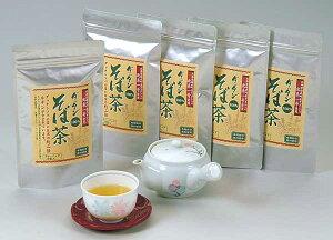 韃靼(ダッタン)そばの葉茶(3g×10)×5パック送料無料 産直同梱不可