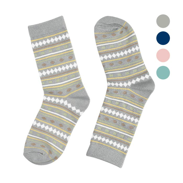 Kids socks[キッズソックス]ネイティブ柄 16~18cm【1000円(税抜)以上お買い上げでネコポス送料無料!】オーガニックコットン ソックス ネイティブ ジュニア キッズ 男の子 女の子 子供服 靴下 イコトコ[icotoco]オリジナル