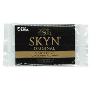 ◆【あす楽対応商品】【男性向け避妊用コンドーム】不二ラテックス スキンプレミアム(SKYN PREMIUM)(SKYNコンドーム) 1個入り
