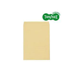 TANOSEE R40クラフト封筒 角0 85g/m2 業務用パック 1箱(500枚) 送料込!
