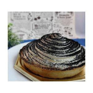 黒いティラミス 3台 (直径約12cm)【代引不可】 送料込!