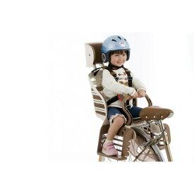 ヘッドレスト付きデラックス後ろ用子供乗せ(自転車用チャイルドシート) 【OGK】RBC-007DX3 アイボリー【代引不可】 送料込!