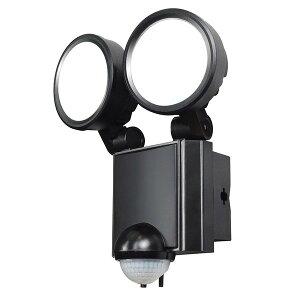 ELPA(エルパ)屋外用LEDセンサーライト AC電源 ESL-SS802AC 送料込!