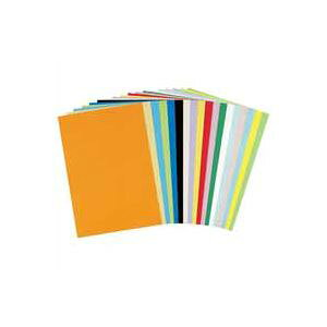 (業務用30セット) 北越製紙 やよいカラー 色画用紙/工作用紙 【八つ切り 100枚】 レモン 送料込!