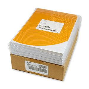 (まとめ) 東洋印刷 ナナワード シートカットラベル マルチタイプ A4 14面 86.4×38.1mm 四辺余白付 LDW14Q 1箱(500シート:100シート×5冊) 【×10セット】 送料無料!