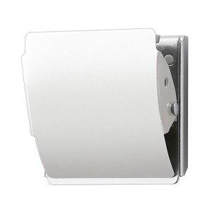 (まとめ) プラス マグネットクリップ ホールド Lホワイト CP-047MCR 1個 【×30セット】 送料無料!
