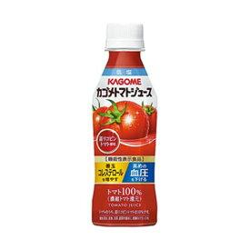 (まとめ)カゴメ トマトジュース 高リコピントマト使用 265g PET 1箱(24本)【×2セット】 送料無料!