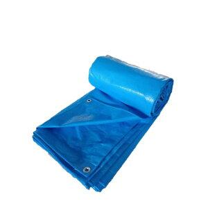 Sunruck ブルーシート 3000 10×10m 厚手 防水 ハトメ付き 養生 豪雨対策に 送料込!