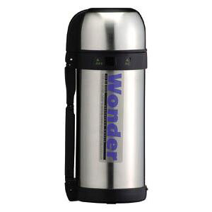 【12個セット】 ワンダーボトル/水筒 【1.5L】 保温・保冷 コップタイプ 大容量サイズ ステンレス真空断熱構造 送料込!