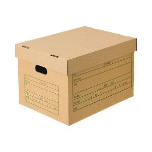 (まとめ)TANOSEE 文書保存箱(フタ式)A4用 1パック(6個)【×5セット】 送料込!