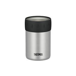 【12個セット】 【THERMOS サーモス】 保冷 缶ホルダー 【350ml缶用 シルバー】 真空断熱ステンレス魔法びん構造 送料込!