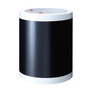 (まとめ)マックス ビーポップ100タイプ屋内シート カッティング&プリント用 100mm幅×10m クロ SL-S111N21パック(2ロール)【×3セット】 送料無料!